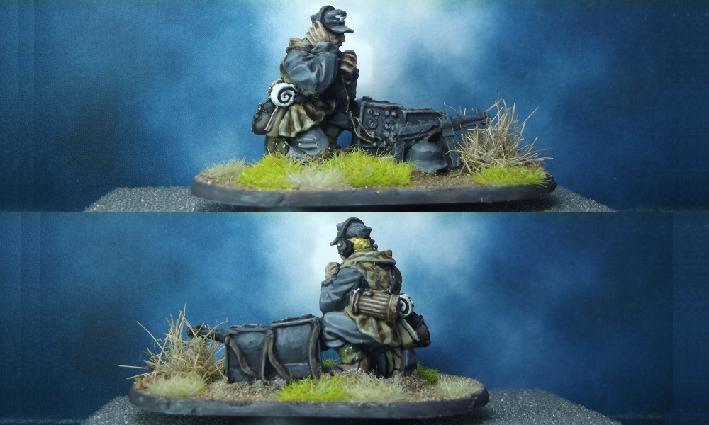 radio aleman bolt action warlord