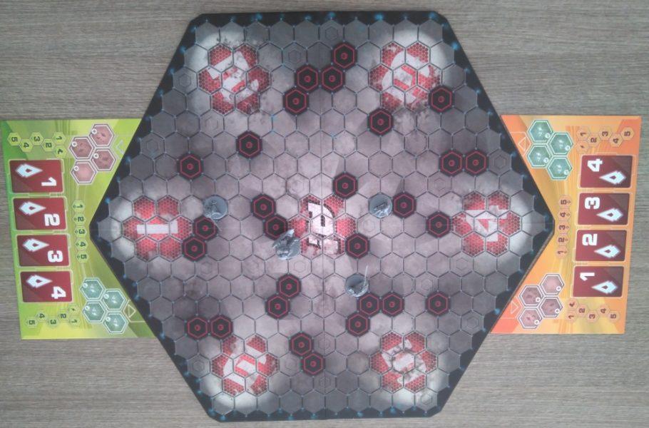 HexaDome de Aristeia