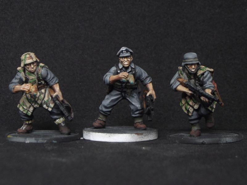 observadores alemanes